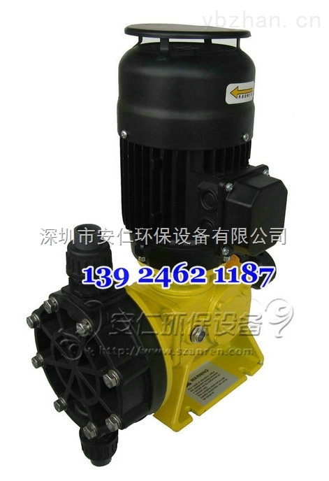 PPG泵头,更耐酸碱-计量泵