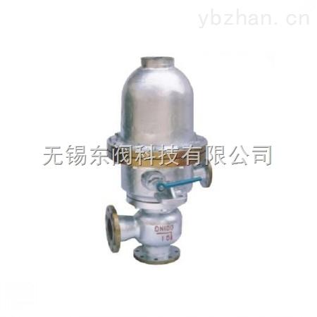 無錫T47H-16C浮球式蒸汽疏水調節閥