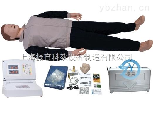 人工呼吸技能训练模拟人_人体模型