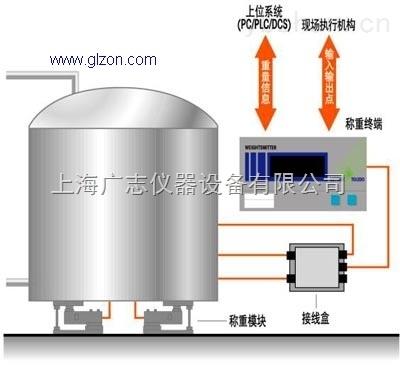 料斗秤(另有防爆型、防腐型、耐高溫型)可接DCS系統供應廠家直銷