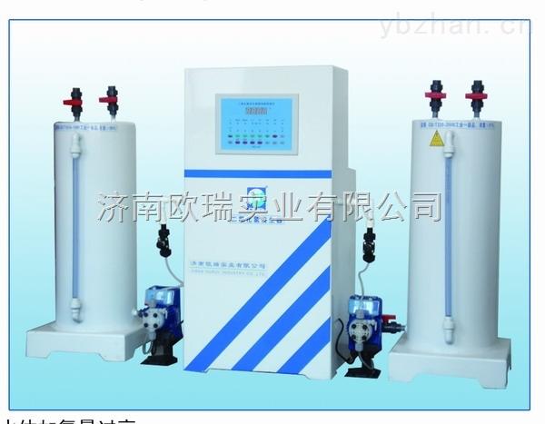 RJ-D(正压)系列二氧化氯发生器