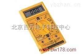 DT319-2201-数字式电表 便携式电子测量表 交流电压检记录表