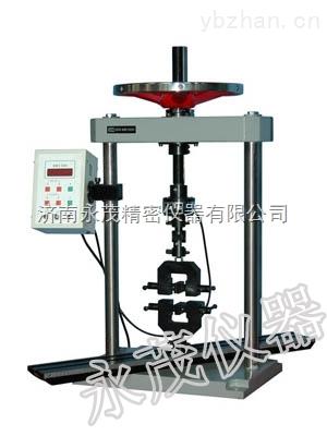 螺旋测力机+标尺+数显推拉力计+夹具 压力测试机 拉力试验机