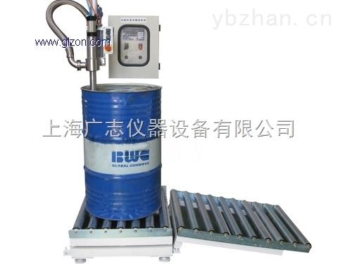 食品油灌装机_200升灌装机-防腐蚀灌装机