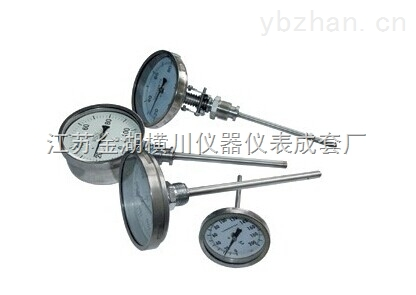 軸向型雙金屬溫度計