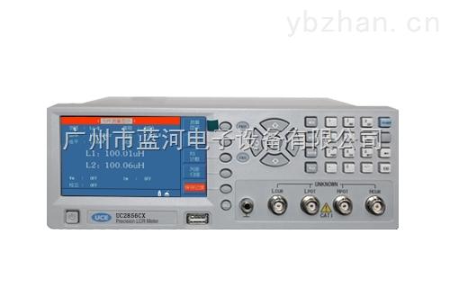 UC2856CX 100kHz变压器/滤波器平衡测试仪/电感量同步测量仪技术参数