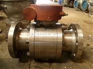 Q347H优质的锻钢硬密封球阀