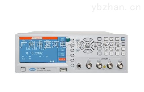 蓝河总经销UC2867LCR数字电桥