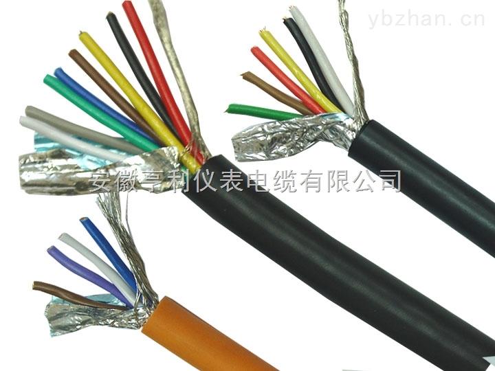 ZRC-ia-DJFPV本安屏蔽电缆护套1.4硅橡胶