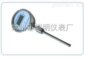 DTM-411全不锈钢数字双金属温度计