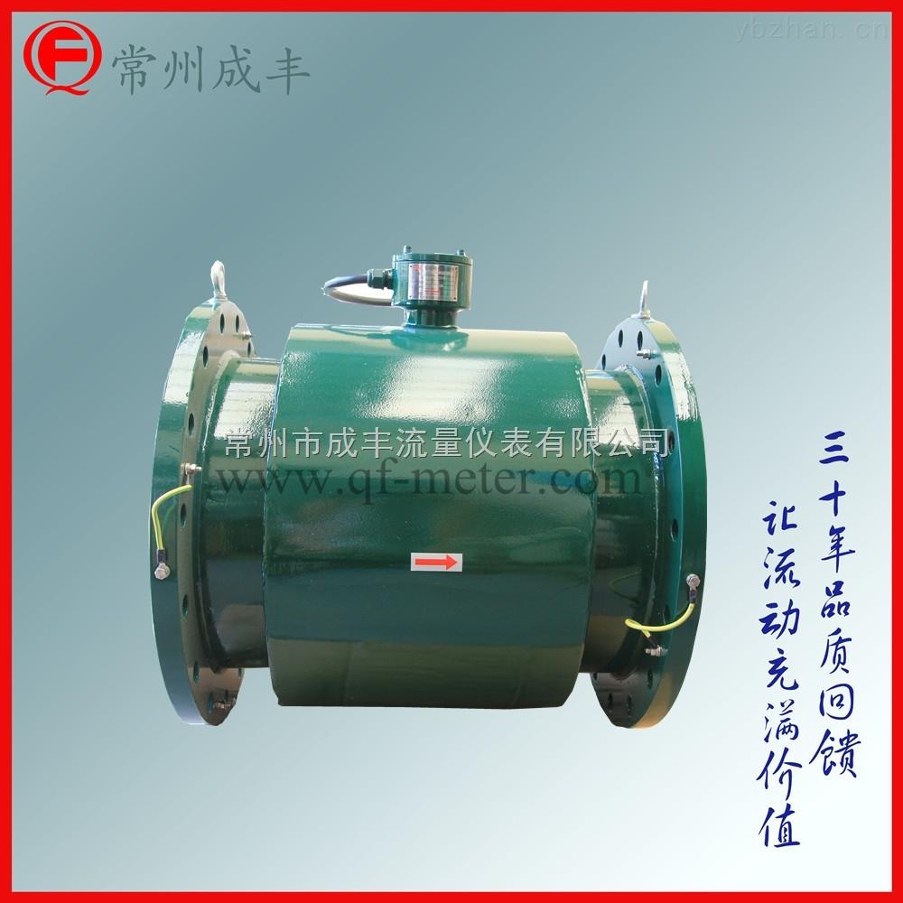 LDG-污水處理電磁流量計品牌【成豐儀表】分體型一體型 多種襯里 提供專業選型售后