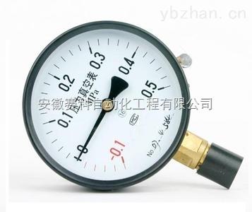 YZ-隔膜真空壓力表