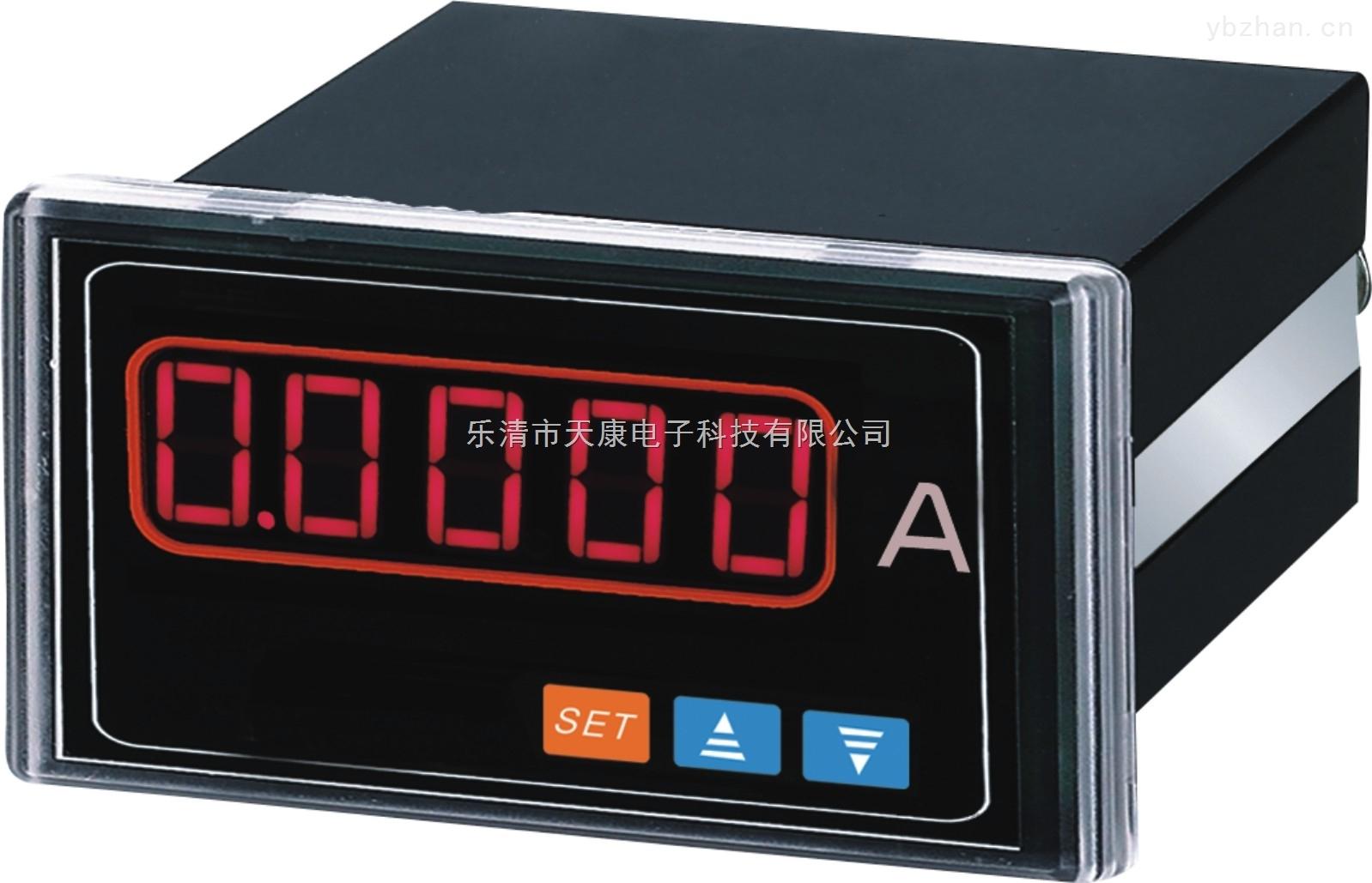 PA1134I-5X1-PA1134I-5X1單相電流表