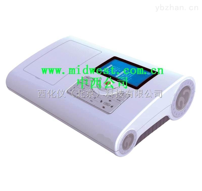 雙光束紫外可見分光光度計 型號:SH11YX/UV-9000庫號:M380596