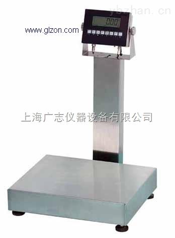 全不锈钢防水台秤上海电子秤厂家供应,质量保障。