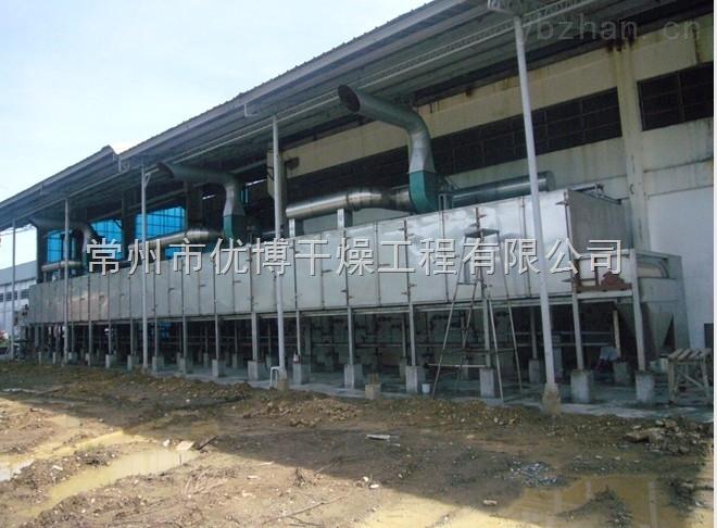网带式污泥干化机