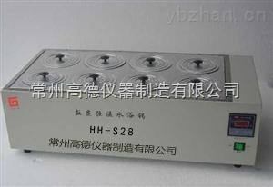 HH-S8-大型雙列恒溫水浴鍋