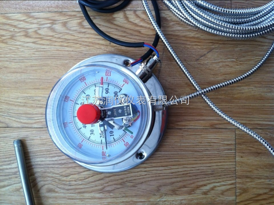 WTQ-288-电接点压力式温度计
