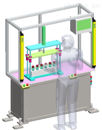 KSCT0*系列-高精度高效标准化密闭容器管路干式检漏装置