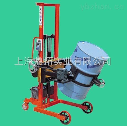 300kg半电动抱桶秤,用于处理化学物品