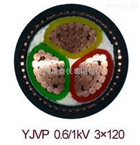 YJVP0.6/1KV3*95+1*50屏蔽电缆