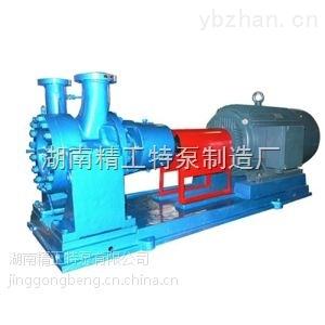 供应陕西离心油泵65Y-50×5油泵,精工泵厂65Y-50×8卧式油泵厂家