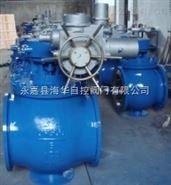 PBQ940H电动偏心半球阀生产厂家