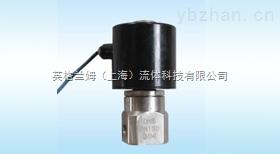 ZCG 超高压电磁阀的结构图