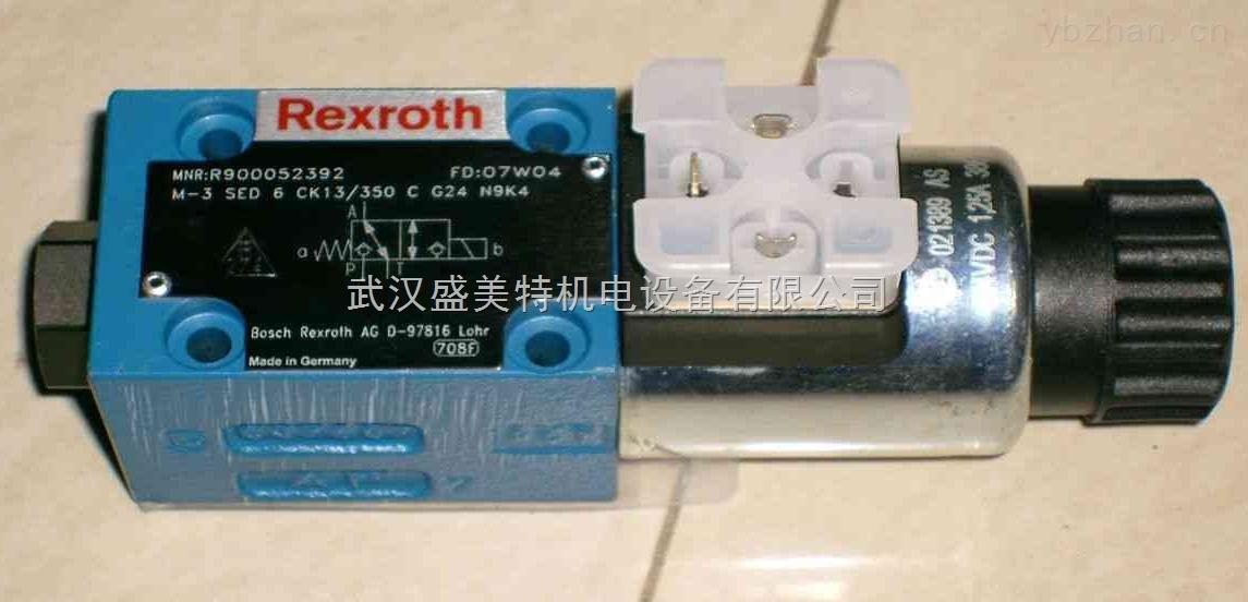 武汉华德4WE5M6.0B/OAW220RZ4V电磁阀