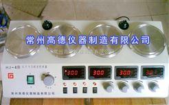 HJ-4D异步磁力恒温搅拌器