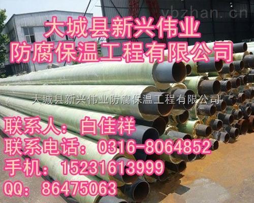 厂家销售国标聚氨酯成品保温管