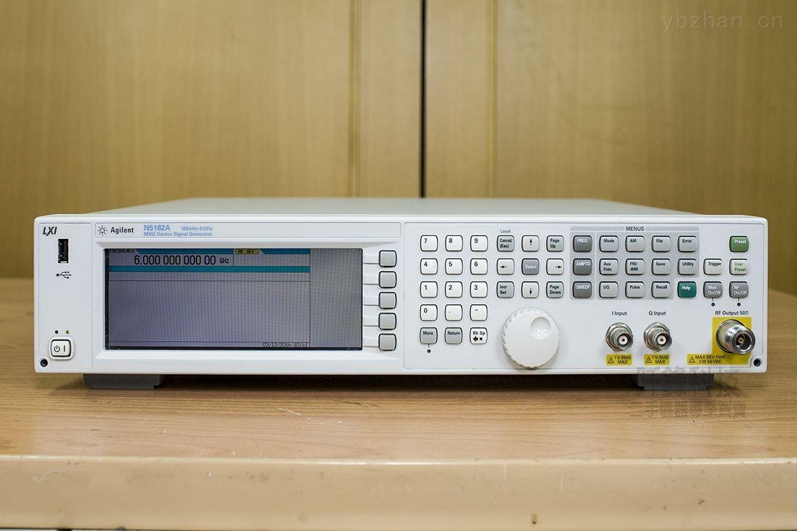 信号发生器N5182A