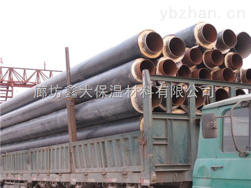 聚氨酯螺旋钢管保温管全规格销售