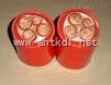 硅橡胶绝缘硅橡胶护套移动用电力软电缆