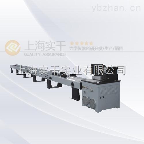 上海600KN卧式钢丝绳抗拉强度试验机