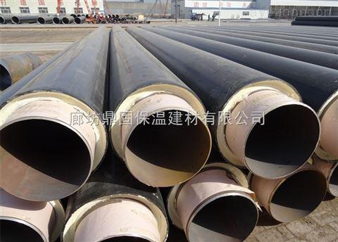 集中供热聚氨酯硬质泡沫保温管结构施工