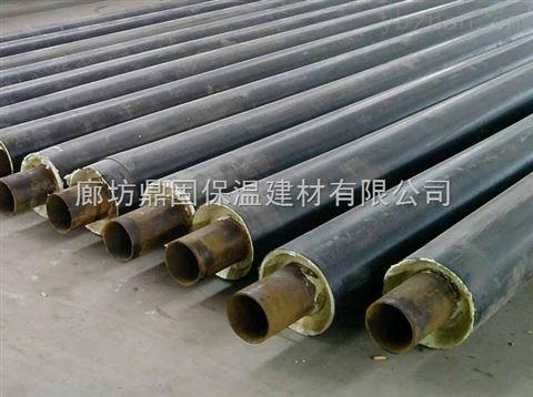 76*4直埋式预制发泡保温管生产技术及报价