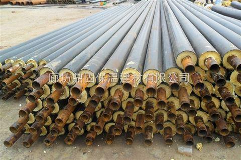 北京聚氨酯发泡保温管生产厂家