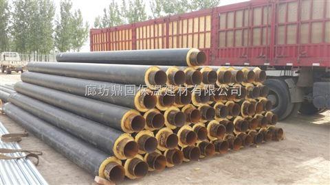 温州聚氨酯直埋保温管生产厂家