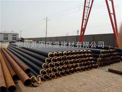 乌海市热力聚氨酯蒸汽保温钢管直销商