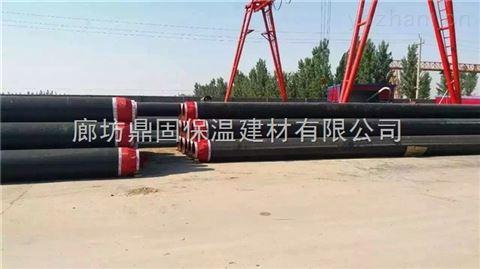 遵义市聚氨酯直埋蒸汽保温钢管施工单位