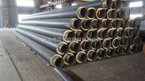 芜湖市预制直埋暖气保温钢管制造商