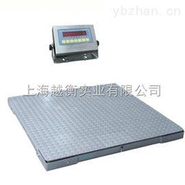 5吨打印电子地磅1*1.2米价格 打印平台秤