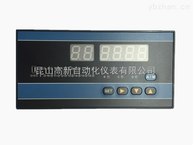 XMZDBA-12220-智能12回路显示控制巡检仪