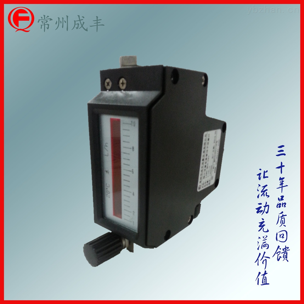 LZWD-品牌厂家供货成丰秒速赛车微小金属管转子流量计