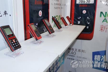 深圳市度彼电子携手持式激光测距仪亮相83届电子展教程数控机床图片