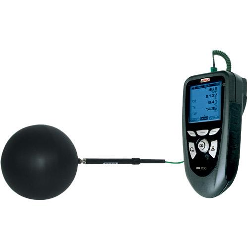 黑球温度计