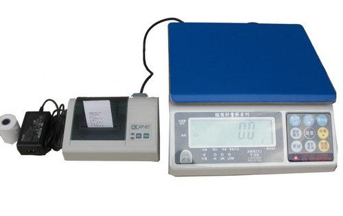 不干胶打印电子桌秤