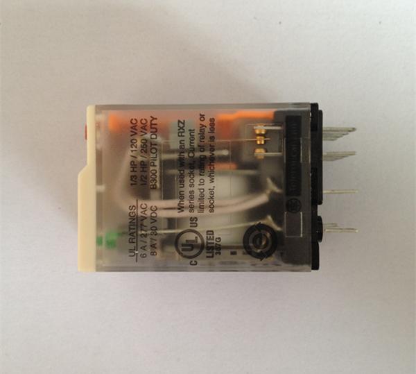 """施耐德RXM4AB2B7小型继电器(6A/AC24V) RXM系列的外观设计凸显施耐德继电器贵族血统 全系列符合CE认证,Rohs环保指令 与原RXM""""A""""系列所有底座和附件相兼容"""