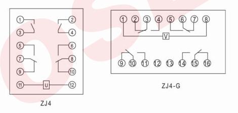 zj4: zj4中间继电器